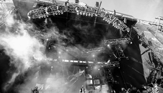 Neo & Tecshow at Cosquin Rock 2015